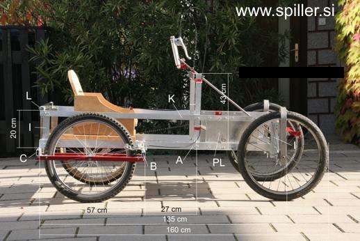 free pi per farlo da soli 4 ruote bici pedale auto. Black Bedroom Furniture Sets. Home Design Ideas